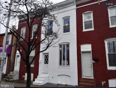 3811 S Hanover Street, Baltimore, MD 21225 - MLS#: MDBA545054