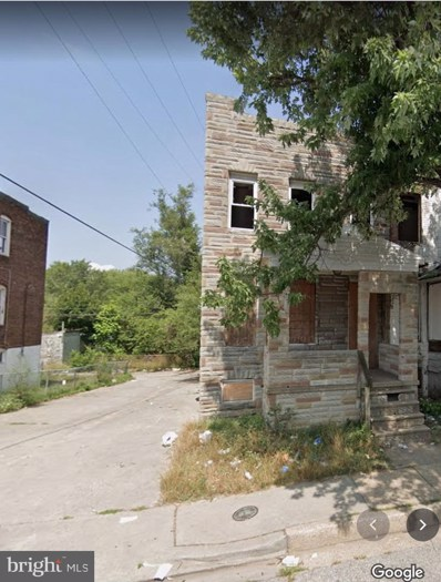 3606 9TH Street, Baltimore, MD 21225 - #: MDBA545076