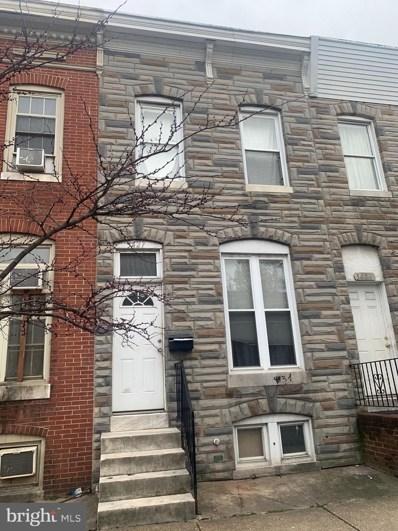 3427 E Baltimore Street, Baltimore, MD 21224 - #: MDBA545084