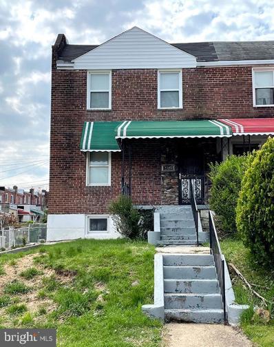 2723 E Federal Street, Baltimore, MD 21213 - #: MDBA545096