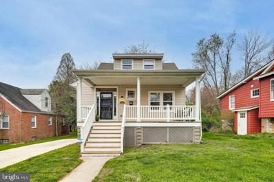 6110 Fair Oaks Avenue, Baltimore, MD 21214 - #: MDBA545122