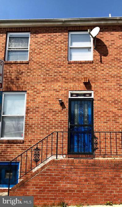 1008 E Chase Street, Baltimore, MD 21202 - #: MDBA545142
