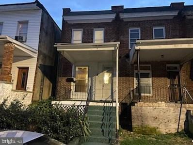 5324 Maple Avenue, Baltimore, MD 21215 - #: MDBA545146