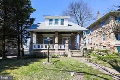 5308 Holder Avenue, Baltimore, MD 21214 - #: MDBA545164