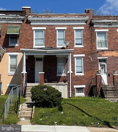3426 Edmondson Avenue, Baltimore, MD 21229 - #: MDBA545182