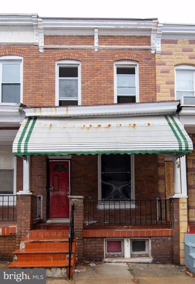 1644 Normal Avenue, Baltimore, MD 21213 - #: MDBA545184