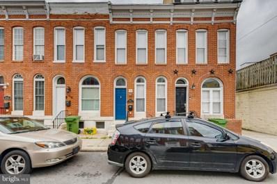1402 Clarkson Street, Baltimore, MD 21230 - #: MDBA545200