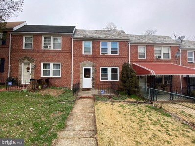 508 Random Road, Baltimore, MD 21229 - #: MDBA545204