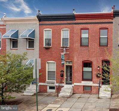 110 N Potomac Street, Baltimore, MD 21224 - #: MDBA545246