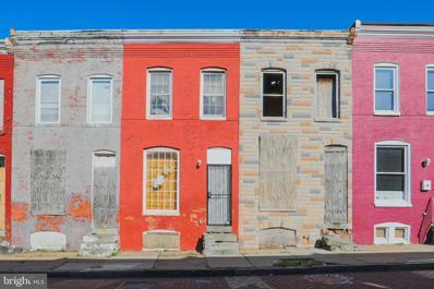 1715 N Port Street, Baltimore, MD 21213 - #: MDBA545262