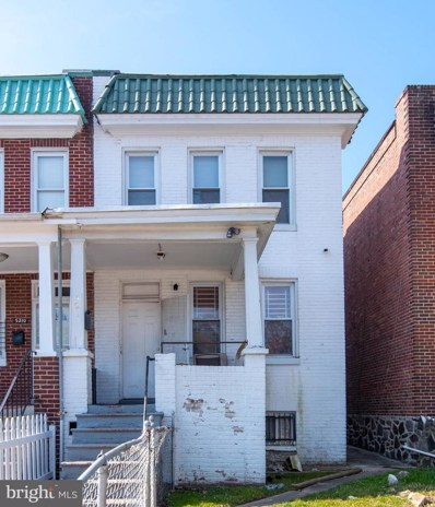 5212 Cuthbert Avenue, Baltimore, MD 21215 - #: MDBA545284