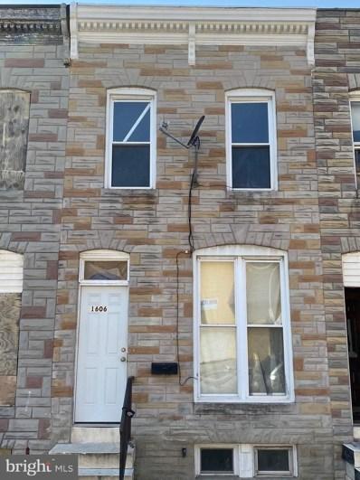 1606 N Washington Street, Baltimore, MD 21213 - #: MDBA545354
