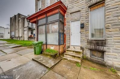 1903 Riggs Avenue, Baltimore, MD 21217 - #: MDBA545356