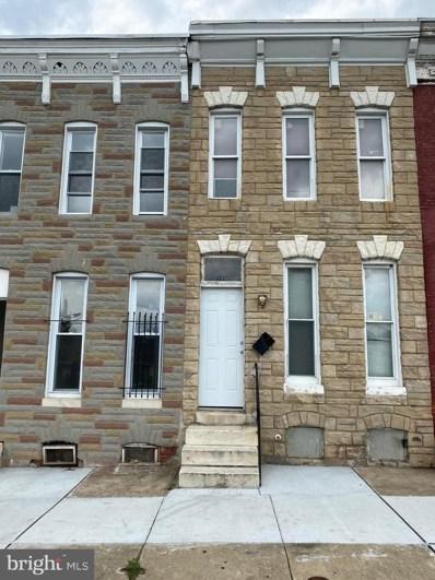 1912 E Oliver Street, Baltimore, MD 21213 - #: MDBA545358