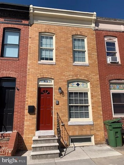 514 S Montford Avenue, Baltimore, MD 21224 - #: MDBA545422