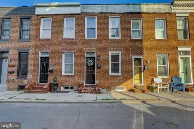 1419 Cooksie Street, Baltimore, MD 21230 - #: MDBA545526