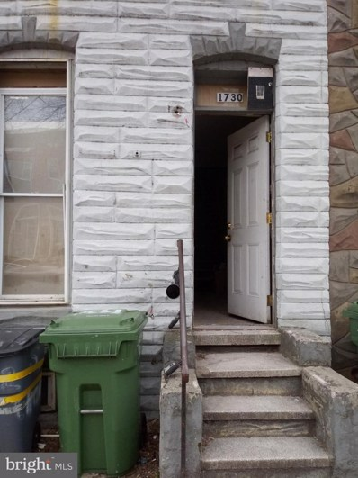 1730 S Charles Street, Baltimore, MD 21230 - #: MDBA545536