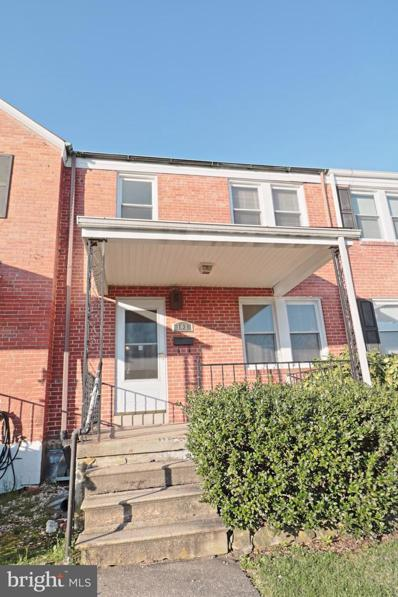 702 N Chapel Gate Lane, Baltimore, MD 21229 - #: MDBA545572