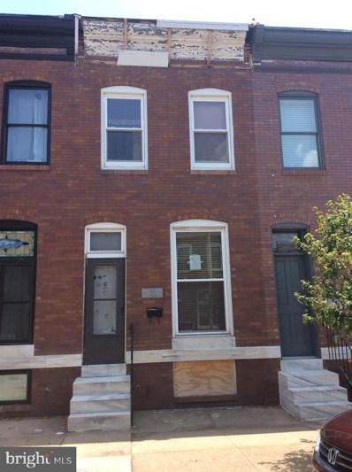 819 S Dean Street, Baltimore, MD 21224 - #: MDBA545608