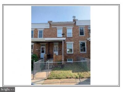 1909 Griffis Avenue, Baltimore, MD 21230 - #: MDBA545622