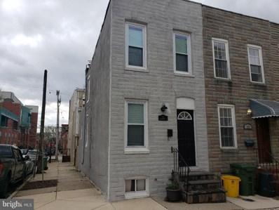 123 Bloomsberry Street, Baltimore, MD 21230 - #: MDBA545642