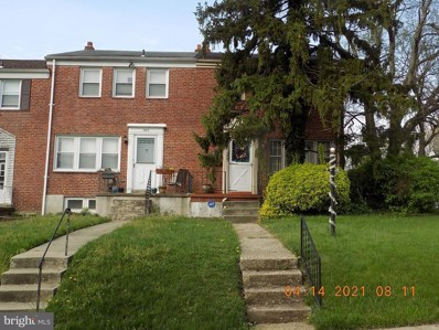 1601 Wadsworth Way, Baltimore, MD 21239 - #: MDBA545644