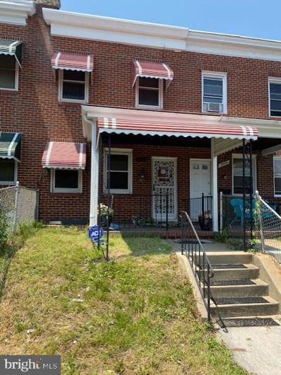 2604 Kirk Avenue E, Baltimore, MD 21218 - #: MDBA545688