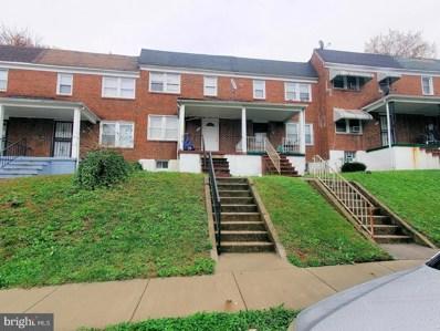 800 N Rosedale Street, Baltimore, MD 21216 - #: MDBA545756