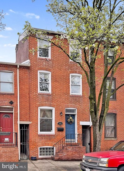 1133 Battery Avenue, Baltimore, MD 21230 - #: MDBA545776