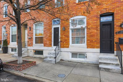 717 S Decker Avenue, Baltimore, MD 21224 - #: MDBA545784