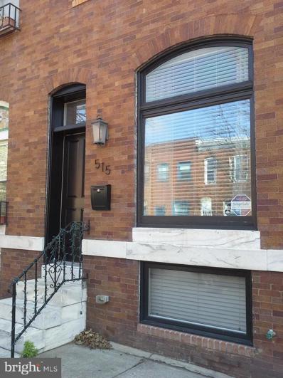 515 S Lakewood Avenue, Baltimore, MD 21224 - #: MDBA545792
