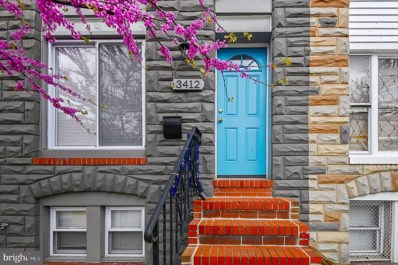 3412 Mount Pleasant Avenue, Baltimore, MD 21224 - #: MDBA545804