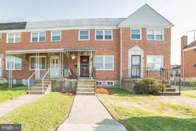 3803 Ravenwood Avenue, Baltimore, MD 21213 - #: MDBA545808