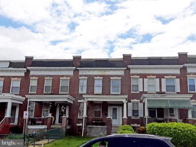 3713 Edmondson Avenue, Baltimore, MD 21229 - #: MDBA545812