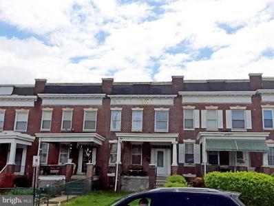 3713 Edmondson Avenue, Baltimore, MD 21229 - #: MDBA545812