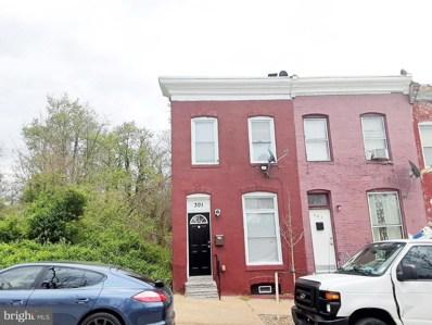 301 Font Hill Avenue, Baltimore, MD 21223 - #: MDBA545818