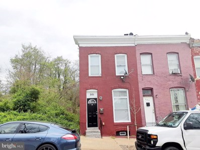 301 Font Hill Avenue, Baltimore, MD 21223 - #: MDBA545818