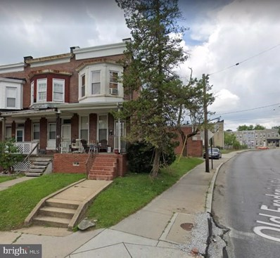 202 S Monastery Avenue, Baltimore, MD 21229 - #: MDBA545820