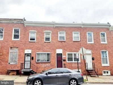 345 Font Hill Avenue, Baltimore, MD 21223 - #: MDBA545822