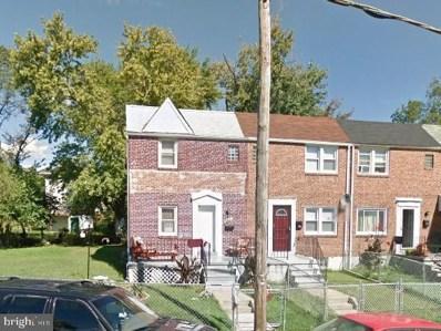 3054 Grantley Avenue, Baltimore, MD 21215 - #: MDBA545824