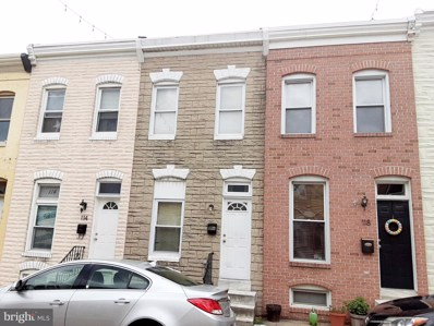 116 N Streeper Street, Baltimore, MD 21224 - #: MDBA545840