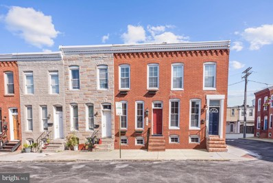 102 Burnett Street, Baltimore, MD 21230 - #: MDBA545890