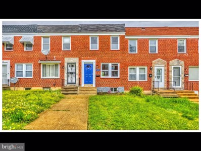 3626 Dudley Avenue, Baltimore, MD 21213 - #: MDBA545944