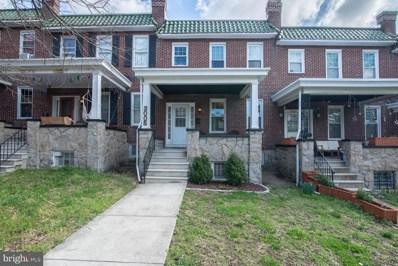 3005 Cresmont Avenue, Baltimore, MD 21211 - #: MDBA545948
