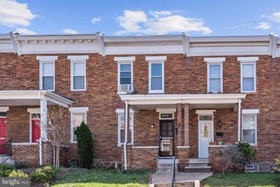 3307 Cardenas Avenue, Baltimore, MD 21213 - #: MDBA545972