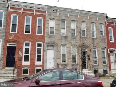 1709 Baker Street, Baltimore, MD 21217 - #: MDBA545986