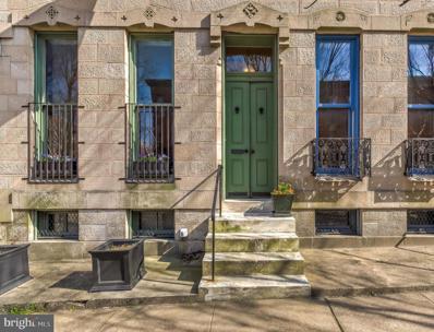 135 W Lanvale Street, Baltimore, MD 21217 - #: MDBA545988