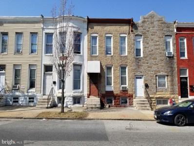 724 N Monroe Street, Baltimore, MD 21217 - #: MDBA545990
