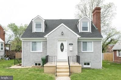 4002 Glen Avenue, Baltimore, MD 21215 - #: MDBA545994