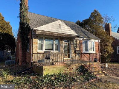 3205 Labyrinth Road, Baltimore, MD 21208 - #: MDBA546038